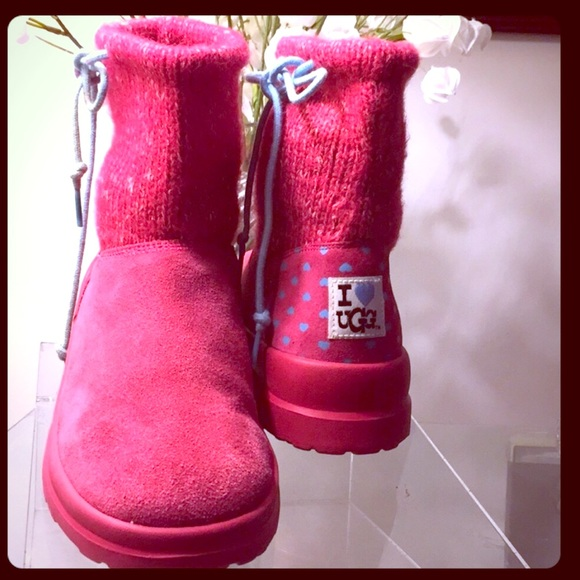 Salei Uggs Lovely Boots Size